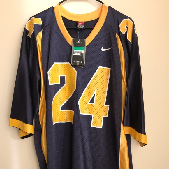 separation shoes 5aae6 005cf Marshawn Lynch Nike Cal Bears Authentic Jersey XL